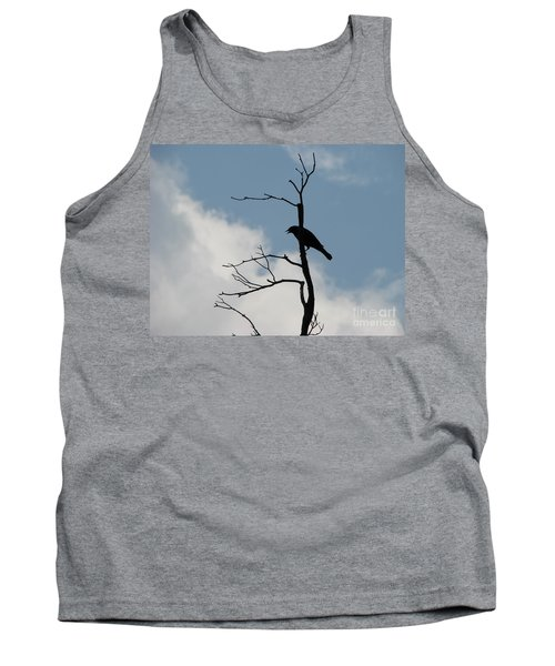 Tank Top featuring the photograph Looking Down On Me  by Michael Krek