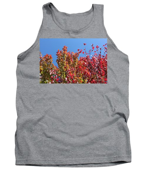 Tank Top featuring the photograph Looking Upward by Debbie Hart