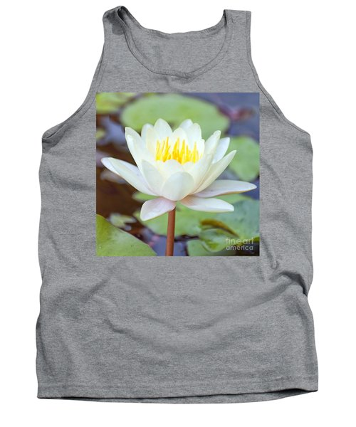 Lotus Flower 02 Tank Top