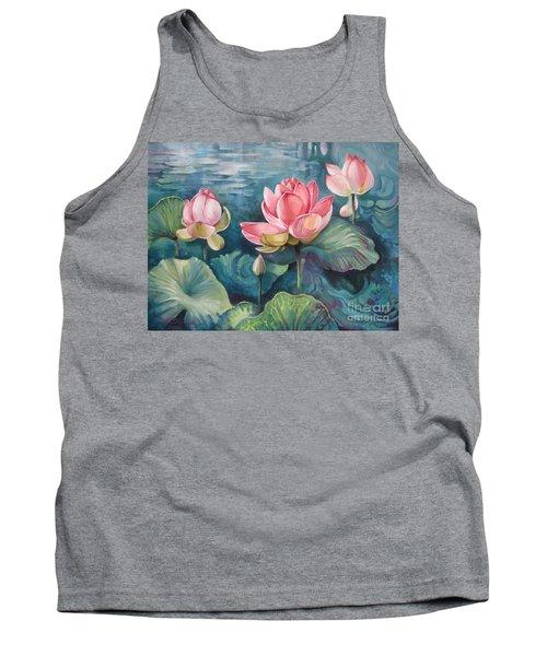 Lotus Pond Tank Top