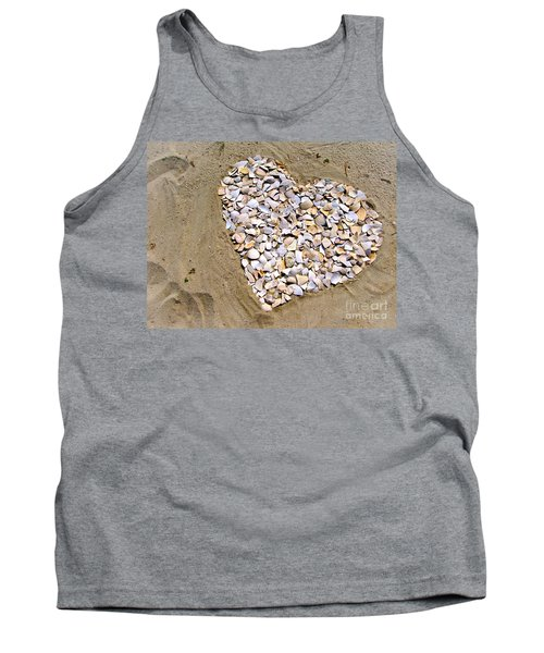 Love At The Jersey Shore Tank Top