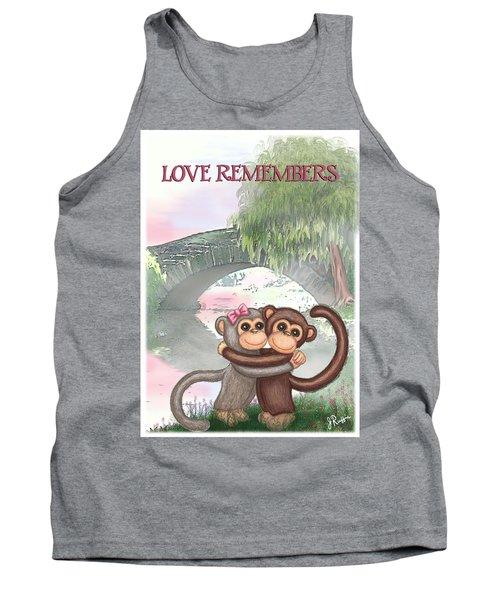 Love Remembers Tank Top