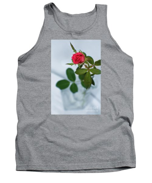 Tank Top featuring the photograph Love Whispers Softly by Ella Kaye Dickey