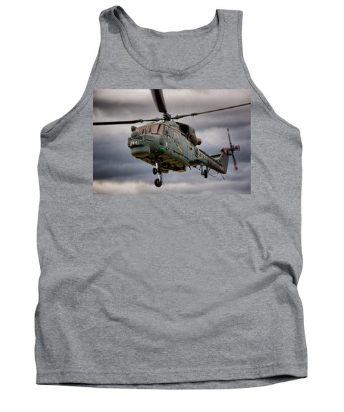 Lynx Tank Top by Paul Job