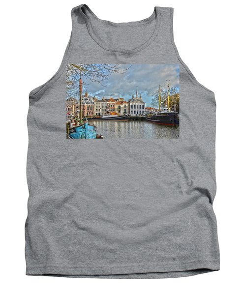 Maassluis Harbour Tank Top
