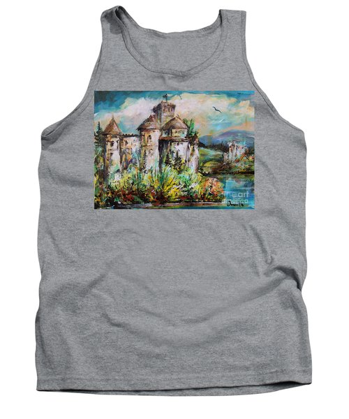 Magical Palace Tank Top