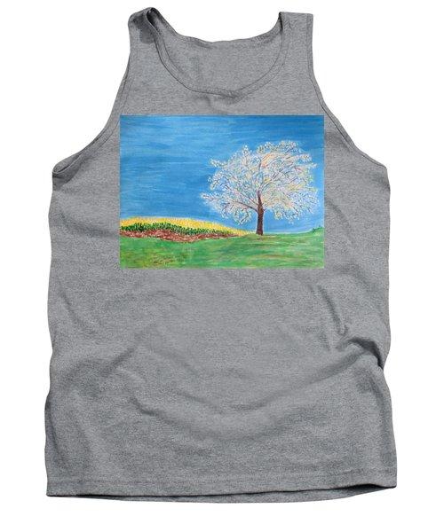 Magical Wish Tree Tank Top