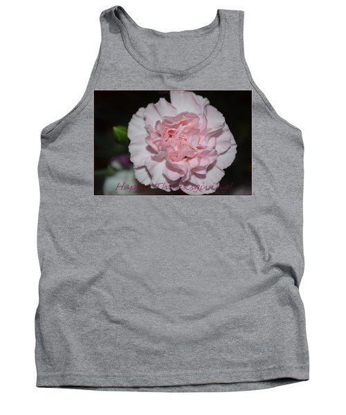 Magnetic Pink Tank Top