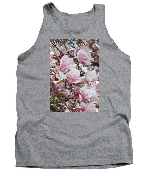 Magnolias Tank Top