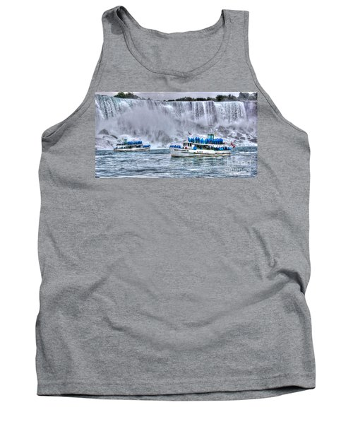 Maid Of The Mist Tank Top by Bianca Nadeau