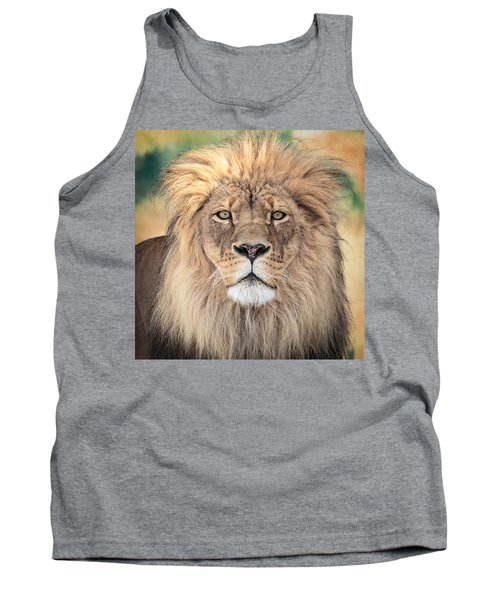 Majestic King Tank Top by Everet Regal
