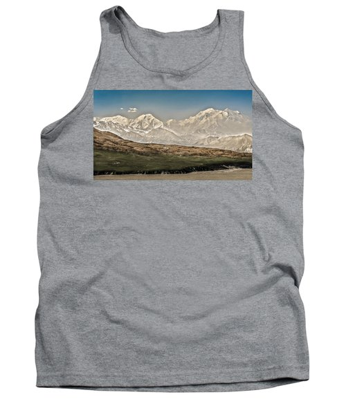 Majestic Mount Mckinley Tank Top