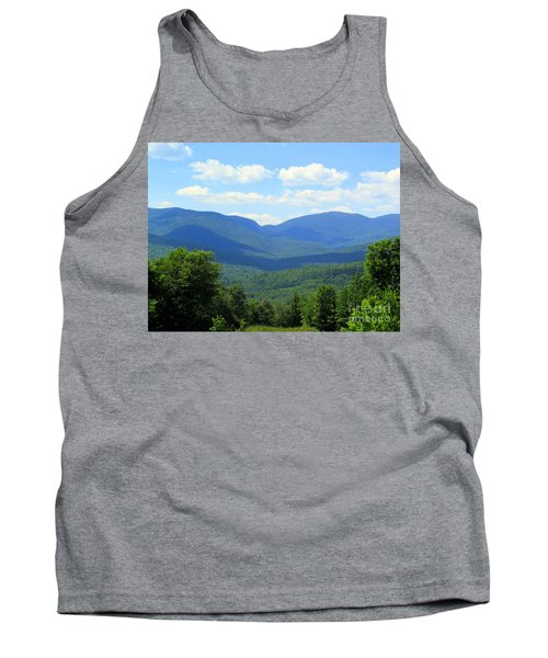 Majestic Mountains Tank Top