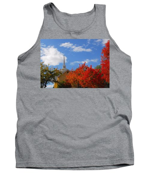 Tank Top featuring the photograph Majesty by Lynn Bauer