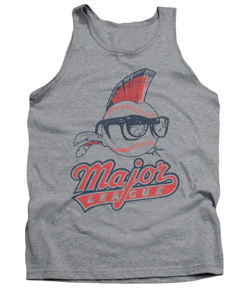 Major League - Vintage Logo Tank Top