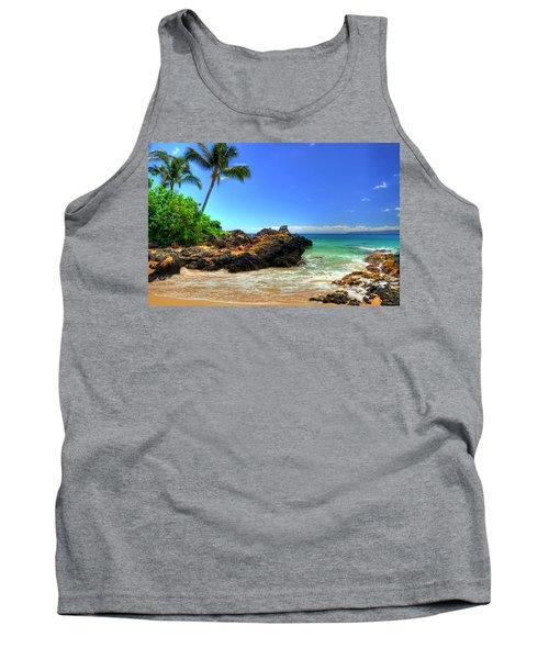 Makena Secret Cove Paako Beach Tank Top by Kelly Wade