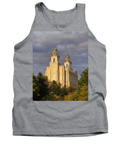 Tank Top featuring the photograph Manti by Dustin  LeFevre
