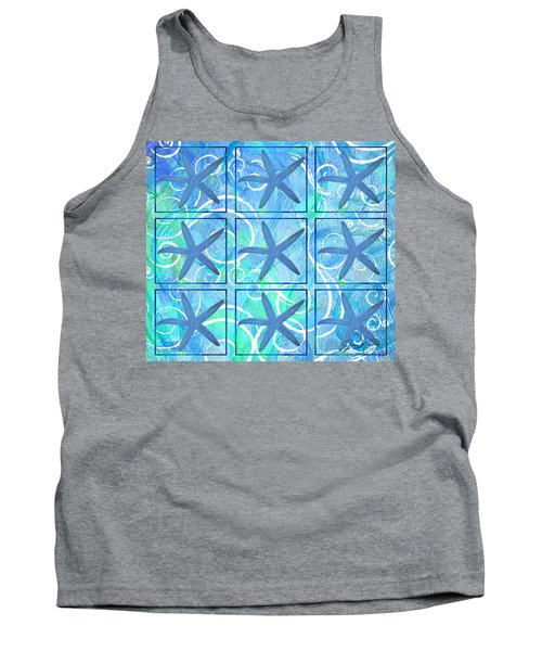 Many Stars By Jan Marvin Tank Top