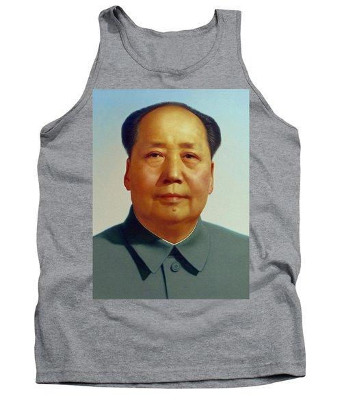Mao Zedong  Tank Top