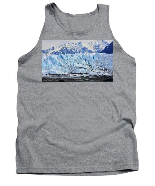Matanuska Glacier Tank Top