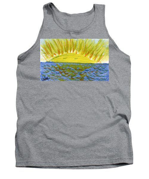 May A Million Smiles Return To You Tank Top