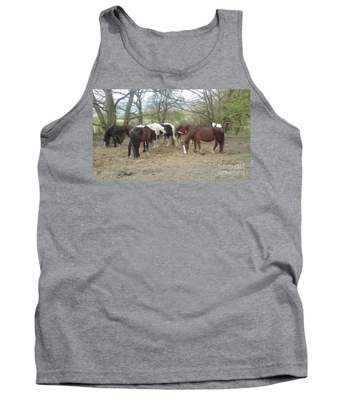May Hill Ponies 3 Tank Top