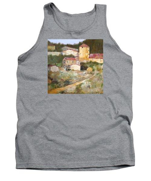 Mediterranean Farm Tank Top