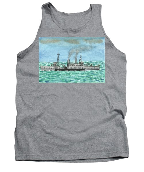 Meeting For Supplies  Tank Top