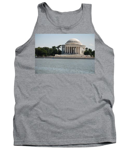 Memorial By The Water Tank Top