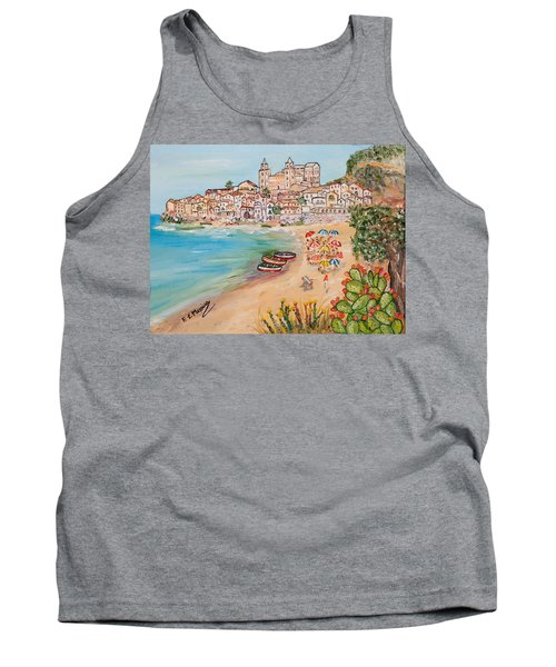 Memorie D'estate Tank Top