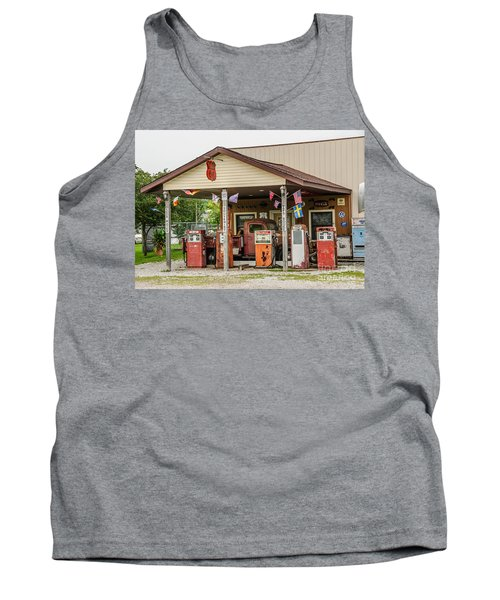 Memories Of Route 66 Tank Top by Sue Smith