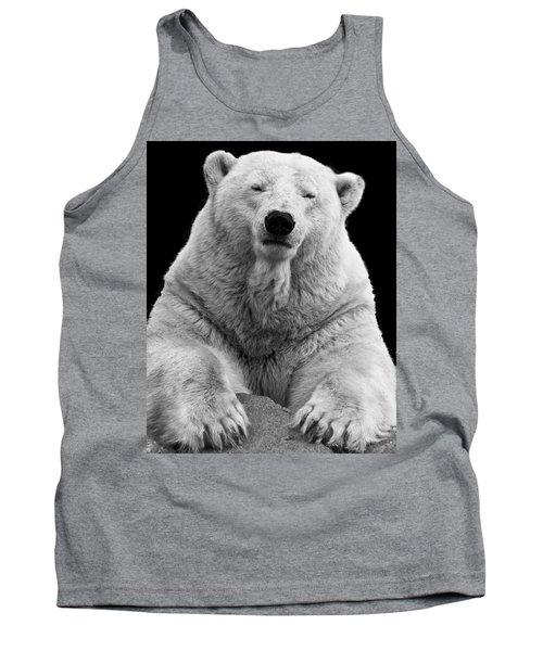 Mercedes The Polar Bear Tank Top