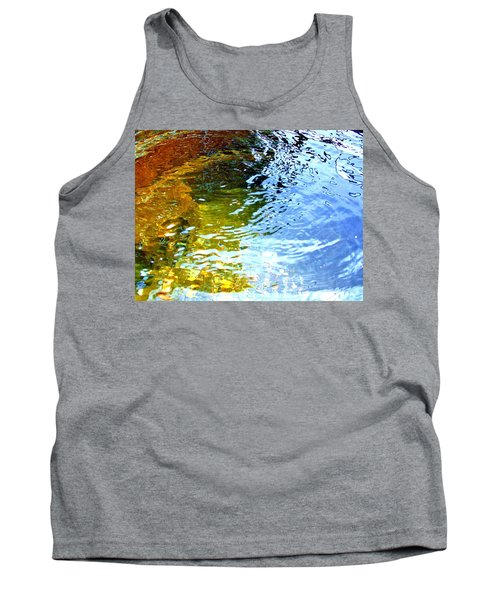 Mermaids Den Tank Top