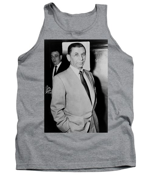 Meyer Lansky - The Mob's Accountant 1957 Tank Top