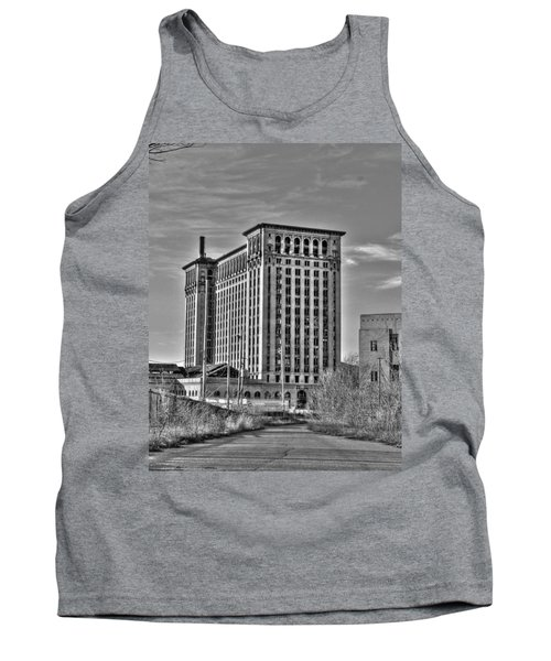 Michigan Central Station Tank Top