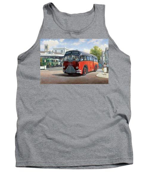 Midland Red C1 Coach. Tank Top