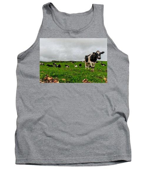 Milk Nature Nose Tank Top