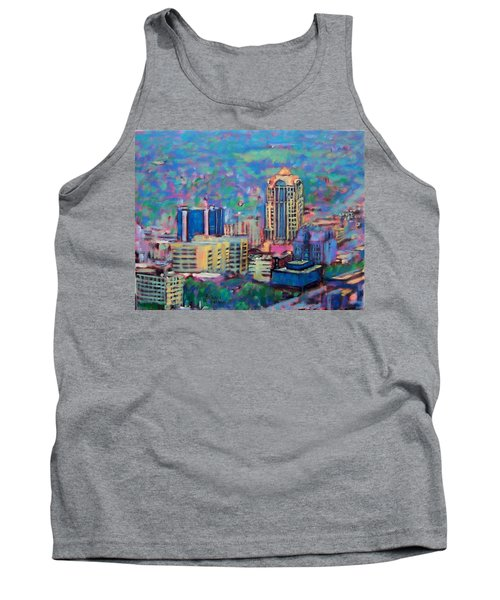Mill Mountain View Tank Top