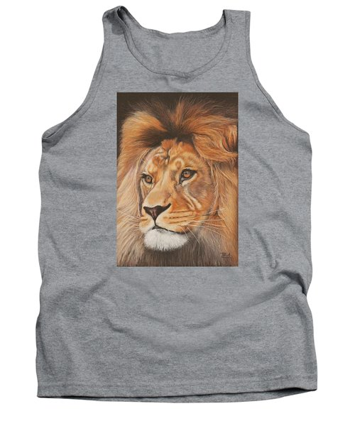 Milo - The Barbary Lion Tank Top