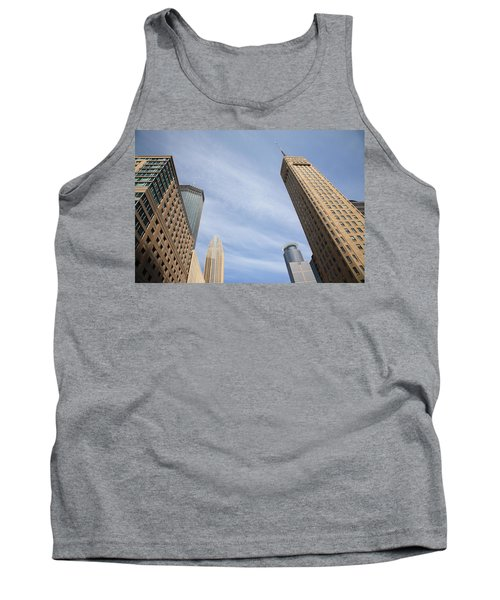 Minneapolis Skyline Tank Top