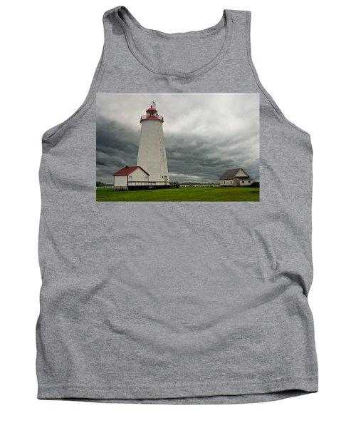 Miscou Lighthouse Tank Top