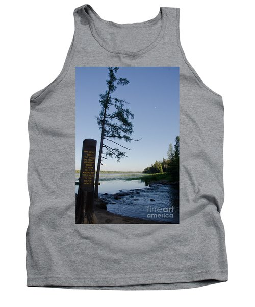 Mississippi Headwaters Tank Top