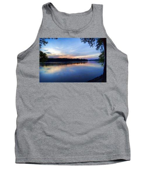 Missouri River Blues Tank Top