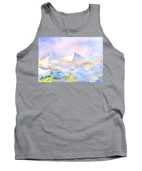 Misty Mountain Tank Top