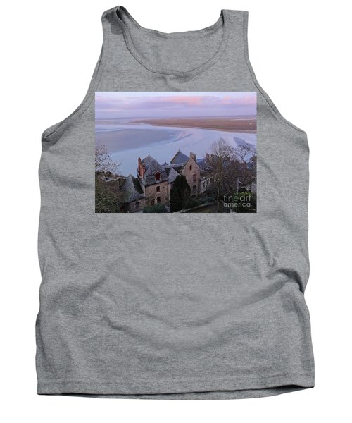 Mont St Michel Tower View Tank Top