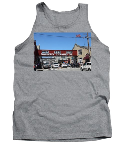 Monterey Cannery Row California 5d25038 Tank Top