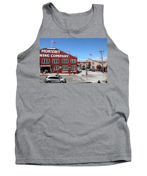Monterey Cannery Row California 5d25042 Tank Top