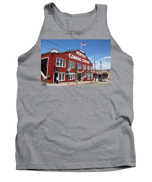 Monterey Cannery Row California 5d25045 Tank Top