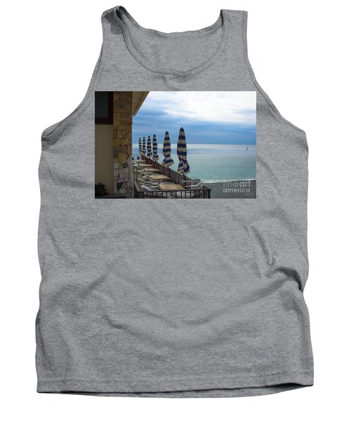 Monterosso Outdoor Cafe Tank Top