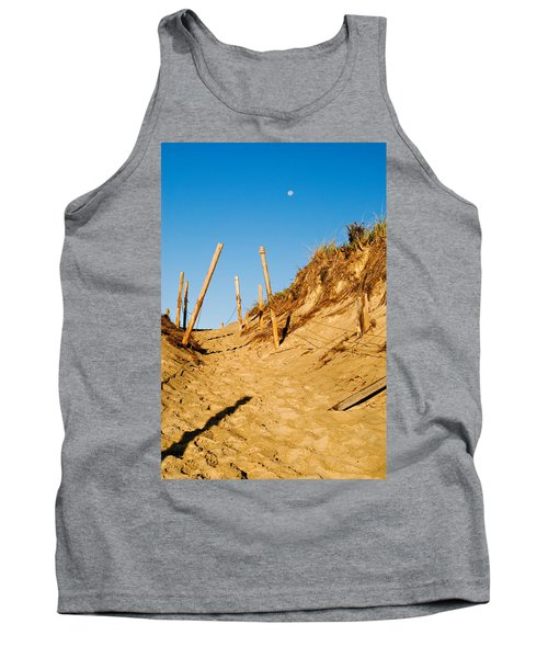 Moon And Dunes Tank Top